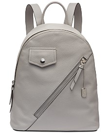 1c870a8afe DKNY Jagger Leather Backpack