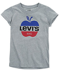 Levi's® Little Girls Big Apple T-Shirt