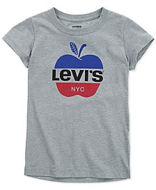 Levi's® Toddler Girls Big Apple T-Shirt