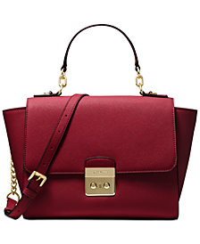 Michael Kors Brandi Top Handle Satchel