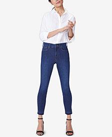 NYDJ Ami Tummy-Control Released Hem Skinny Jeans