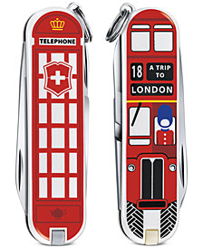 Victorinox Swiss Army Limited Edition Classic SD 2018 London Pocket Knife