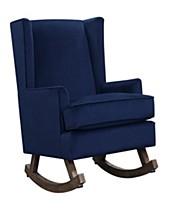 Remarkable Nursery Gliders Rockers Macys Ibusinesslaw Wood Chair Design Ideas Ibusinesslaworg