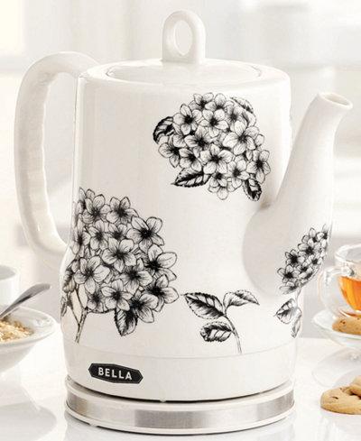 Bella 13622 1 2l Ceramic Electric Kettle Coffee Tea