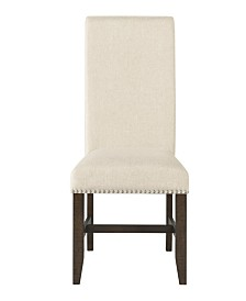 Francis Upholstered Side Chair Set