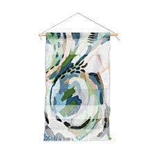 "Deny Designs Laura Fedorowicz Greenery Wall Hanging Portrait, 11""x16"""