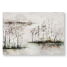 Graham & Brown Watercolor Forest Printed Canvas