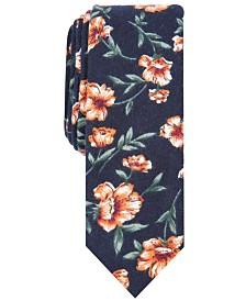 Penguin Men's Tipton Skinny Floral Tie