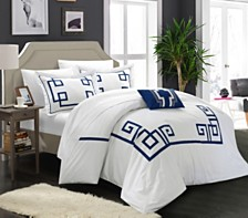 Chic Home Royalton 8 Pc Queen Duvet Set