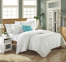 Chic Home Barcelo 8-Pc. Quilt Sets