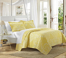 Chic Home Napoli 7 Pc Queen Quilt Set
