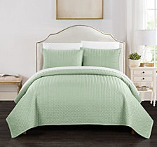 Chic Home Weaverland 7 Pc Queen Quilt Set