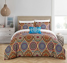 Chic Home Shulamit 8 Pc Duvet Set Collection