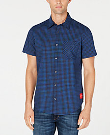 Calvin Klein Jeans Men's Gingham Shirt