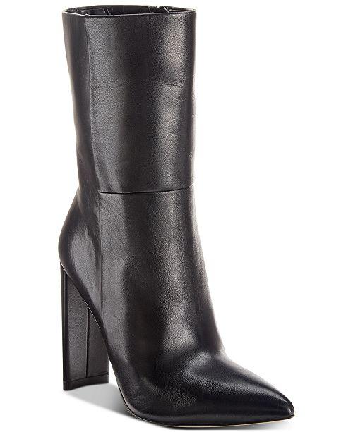 f63a35171 ALDO Schuler Mid-Shaft Boots & Reviews - Boots - Shoes - Macy's