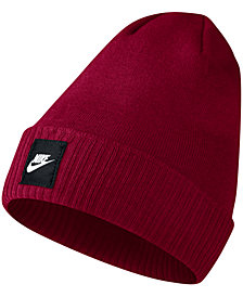 Nike Men's Futura Ribbed-Hem Beanie