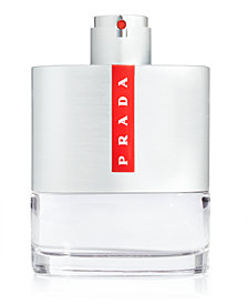 Prada Men's Luna Rossa Eau de Toilette Bear Collector, 5.1-oz.