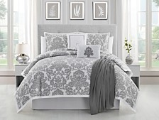 Ellen Tracy Adalisa 6-Piece Queen Comforter Set