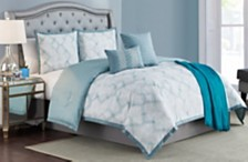 Ellen Tracy Berlin 6-Piece Full Comforter Set