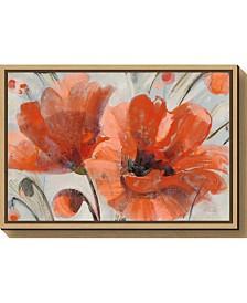 Amanti Art Popping by Albena Hristova Canvas Framed Art