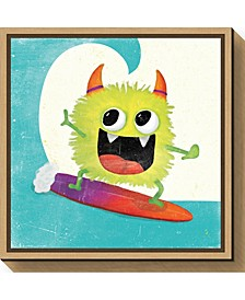 Xtreme Monsters III by Sarah Adams Canvas Framed Art