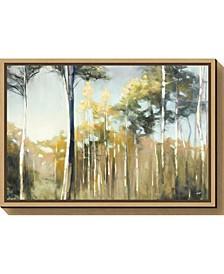 Aspen Reverie by Julia Purinton Canvas Framed Art