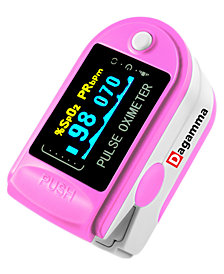 Dagamma Dp150 Oximeter - Pink