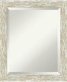 Amanti Art Cape Cod 19x23 Bathroom Mirror