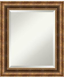 Amanti Art Manhattan 21x25 Bathroom Mirror