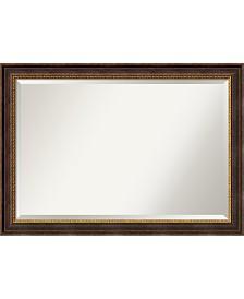 Amanti Art Veneto Distressed 41x29 Bathroom Mirror