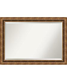 Amanti Art Manhattan 41x29 Bathroom Mirror