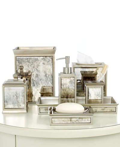 Kassatex Bath Accessories, Palazzo Collection