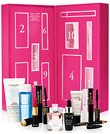 Lancôme 10-Pc. Best Of Lancôme Beauty Countdown Gift Set, Created for Macy's, a $122 Value!