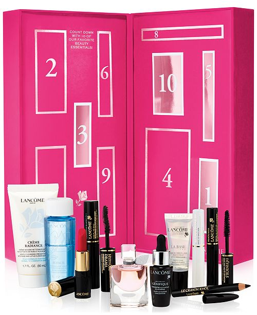 3a60a0c98a0 ... Lancome 10-Pc. Best Of Lancôme Beauty Countdown Gift Set, Created  ...