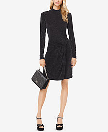 MICHAEL Michael Kors Twisted Metallic Sheath Dress