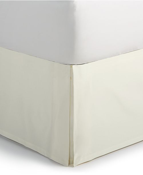 Hotel Collection Alabastar King Bedskirt, Created for Macy's