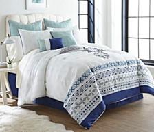 April 12 PC Comforter Set, Queen