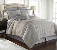 Nanshing Hardford 12 PC King Comforter Set