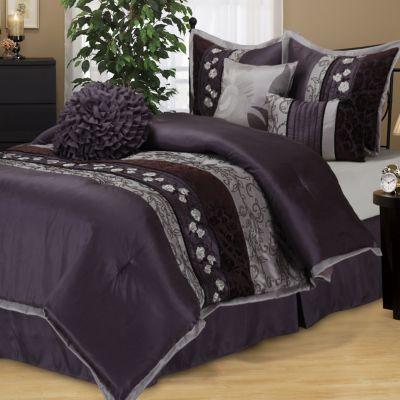 Riley 7 PC Comforter Set, California King