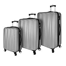 Elite Luggage -Verdugo 3PC Hardside Luggage Spinner Set