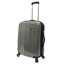 """Sedona 100% Pure Polycarbonate 25"""" Expandable Spinner Luggage"""