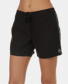 Juniors' Salt Water Swim Shorts