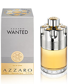 Azzaro Men's Wanted Jumbo Deluxe Eau de Toilette, 5.1-oz.