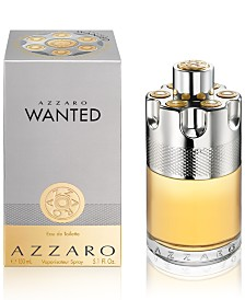 Azzaro Men's Wanted Jumbo Deluxe Eau de Toilette, 5.1-oz.