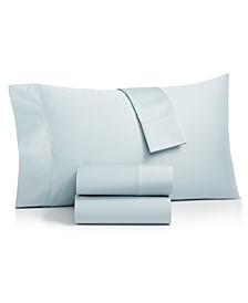 Sleep Luxe 700 Thread Count, King Pillowcase Pair, 100% Egyptian Cotton, Created for Macy's