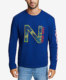 Nautica Men's Fashion Logo T-Shirt