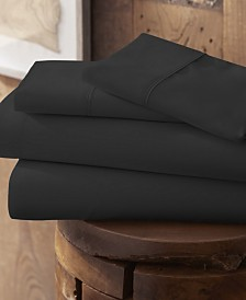 Style Simplified by The Home Collection 3 Piece Bed Sheet Set, Twin XL