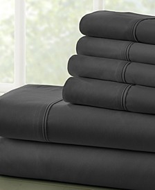 Solids in Style by The Home Collection Bed Sheet Set