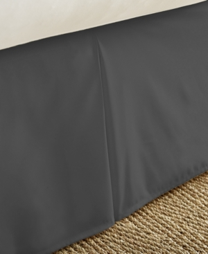 Brilliant Bedskirts by The Home Collection, Full Bedding