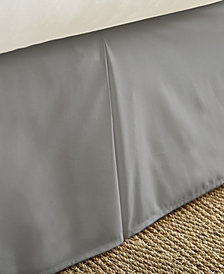 Home Collection Premium Pleated Dust Ruffle Bed Skirt, King